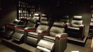 fauteuils pour cinéma privé
