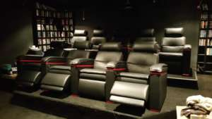 home theater luxury seats