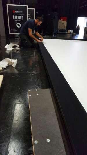 New Aluminium Frame Multivision Screens