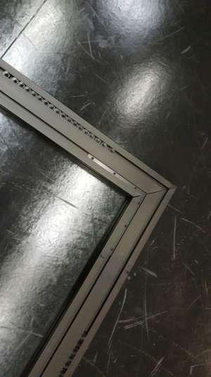 New Aluminium Frame Multivisionscreens